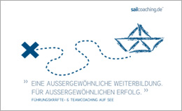 sailcoaching Flyer